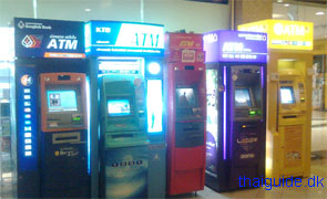ATM automater