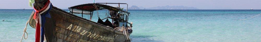 Thailand Krabi / Ao Nang Beach